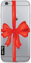 Casetastic Softcover Apple iPhone 6 / 6s - Christmas Ribbon