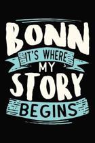 Bonn It's where my story begins