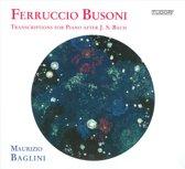 Busoni/Bach: Transcriptions Vol.2