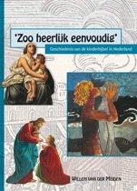 'Zoo heerlijk eenvoudig'