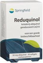 Springfield Reduquinol 50 mg 30 softgels