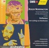 Konzerteinfuhrung mit Musikbeispielen zu den Sinfonien von Beethoven