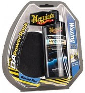 Meguiars G3503 Power Pack Wax voor Dual Action Polisher 118ml Wax & 1 Pad