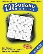 200 Gemischte Zahlen-Sudoku 08