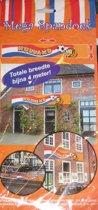 spandoek - Holland - oranje leeuw