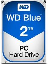 WD Blue 2 TB interne harde schijf