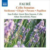 Faure: Music For Cello And Piano