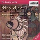 Polish Music For Clarinet & Piano