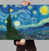 Poster Sterrennacht - Vincent van Gogh