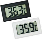 Meter voor temperatuur, thermometer LCD