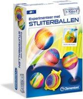 Clementoni - Wetenschap & Spel - Crazy Balls - Experimenteerset