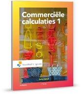 Boek cover Commerciële calculaties 1 van John Smal (Paperback)