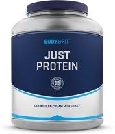 Body & Fit Just Protein Eiwitpoeder / Eiwitshake - 2000 gram - Cookies & Cream milkshake