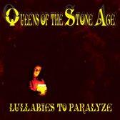 CD cover van Lullabies To Paralyze (LP) van Queens Of The Stone Age
