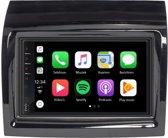 DAB+ Peugeot Boxer  Carplay en Android auto navigatie autoradio