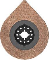 Bosch AVZ 70 RT4 CARBIDE tegelspecie- en tegellijmverwijderaar - � 70 mm - Voor cement en tegels