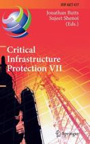 Critical Infrastructure Protection VII