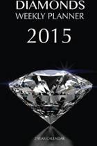 Diamonds Weekly Planner 2015