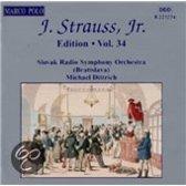 J. Strauss, Jr. Edition, Vol. 34