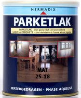 Hermadix Parketlak mat 25-18 750 ml