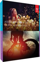 Adobe Photoshop & Premiere Elements 15 - Engels - Windows / Mac