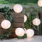 Haushalt 70272 - Lichtsnoer - 10 bollen van 15 cm - LED