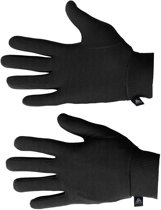 Odlo Gloves Originals Warm Unisex Sporthandschoenen - Black - Maat M