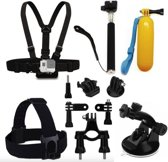 10 in 1 GoPro Outdoor Accessoires Set voor GoPro Hero 3 4 5 6