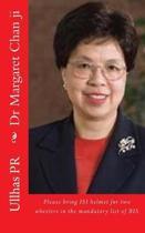 Dr Margaret Chan Ji