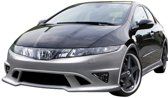 Neodesign Sideskirts Honda Civic HB 2006-2008 'Digital'