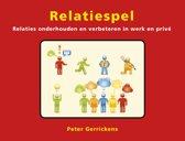Boek cover Relatiespel van Peter Gerrickens (Onbekend)