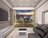 Walltastic Posterbehang New York City Skyline - Behang - 305x244 cm