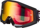 100% Crossbril Strata Slash/Mirror Red