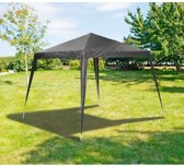 Maxx - Partytent feesttent 3x3m - ANTRACIET