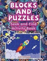 Blocks and Puzzles Seek and Find Activity Book