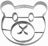 Uitsteker RVS - teddybeer - 10.5cm - St�dter
