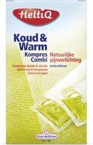 HeltiQ Koud-Warm Combi - 2 stuks - Kompres