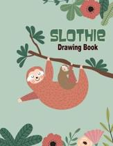 Slothie Drawing Book