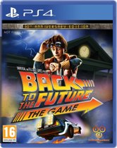 Back To The Future 30Th Anniversary - PS4