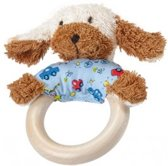 Baby grijpring hond
