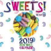 Sweets! 2019 Mini Wall Calendar (UK Edition)