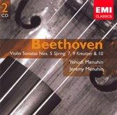 Beethoven: Violin Sonatas Nos. 5, 7, 9 & 10