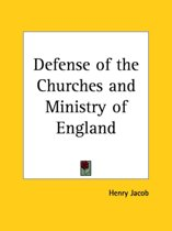 Defense of the Churches and Ministry of England (1599)