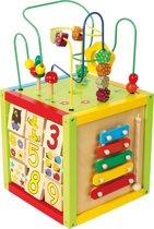 Base Toys Houten Activiteiten Kubus