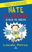 Nate el Grande #2. Ataca de nuevo