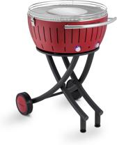 LotusGrill XXL Gardengrill - Ø600mm - Rood