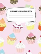 Cupcake Composition Book