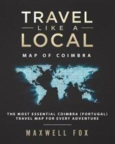Travel Like a Local - Map of Coimbra