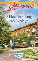 A Place to Belong (Mills & Boon Love Inspired) (Redemption River, Book 3)