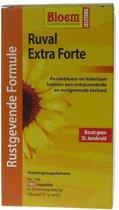 Bloem Ruval Extra Forte (zonder St. Janskruid) - 100 capsules - Voedingssupplement